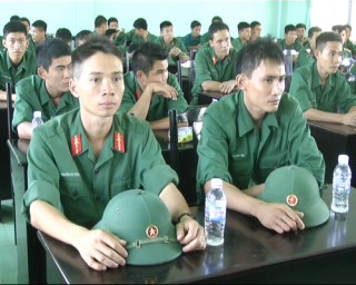 Tư vấn nghề cho quân nhân xuất ngũ