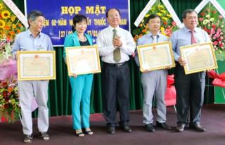 Họp mặt kỷ niệm 62 năm Ngày Thầy thuốc Việt Nam