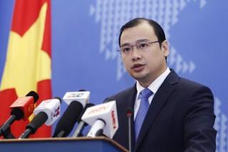Việt Nam bác bỏ Quy chế của phía Trung Quốc về nghỉ đánh bắt cá trên biển