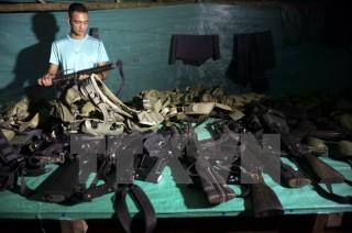 Colombia: FARC bắt đầu giải giáp vũ khí theo thỏa thuận lịch sử