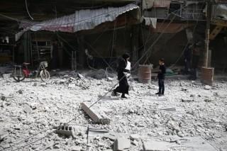 Syria: Ít nhất 19 người thiệt mạng do bị không kích gần Damascus