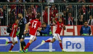 Ronaldo tỏa sáng, R.M thắng ngược B.M tại Allianz Arena