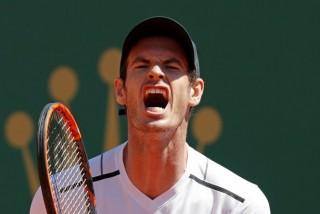 Murray thua sốc Ramos-Vinolas ở vòng 3 Monte Carlo