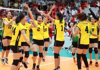 VTV Bình Điền Long An thắng trận bán kết căng thẳng với CLB 4.25 Triều Tiên