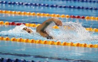 Ánh Viên đoạt HCB 1.500m tự do tại giải Arena Pro Swim Series