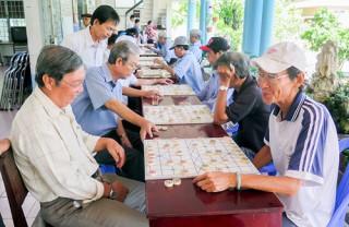 Nhiều hoạt động kỷ niệm 76 năm Ngày truyền thống Người cao tuổi Việt Nam