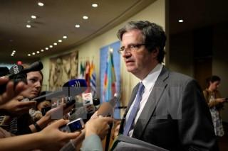 Đại sứ Pháp tại LHQ cảnh báo hậu quả việc Mỹ rút khỏi Hiệp định Paris