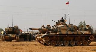 Thổ Nhĩ Kỳ điều quân tiếp viện tới Bắc Syria để mở cuộc tấn công mới