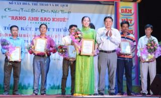 Tổng kết các hoạt động hưởng ứng Ngày hội truyền thống văn hóa tỉnh 1-7