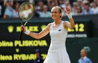Hạt giống số 3 Pliskova chia tay Wimbledon 2017