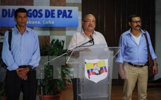 Colombia: FARC sẽ hoạt động như một chính đảng vào tháng 9 tới