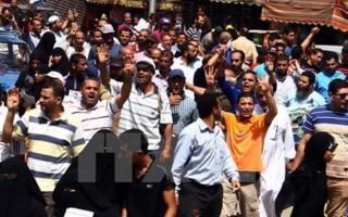 Ai Cập kết án tử hình và tù chung thân 169 người vụ chính biến 2013