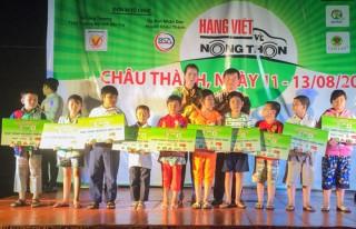 Đưa hàng Việt về nông thôn tại huyện Châu Thành