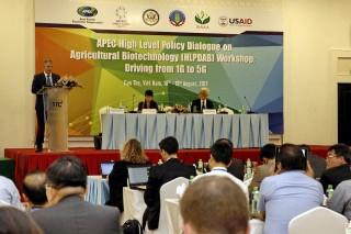 Tiếp tục tìm kiếm các giải pháp đảm bảo an ninh lương thực bền vững