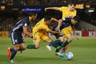 Vòng loại World Cup 2018 khu vực châu Á: Nhật và Úc quyết đấu