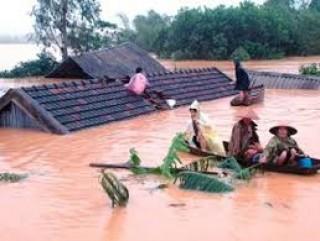 Công điện của Thủ tướng: Ứng phó khẩn cấp với áp thấp nhiệt đới, mưa lũ