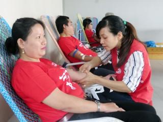 Prudential tình nguyện hiến máu nhân đạo