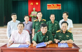 Hơn 9,7 ngàn cựu quân nhân ở ấp, khu phố tham gia câu lạc bộ