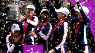 Mỹ vô địch Fed Cup lần đầu sau 17 năm