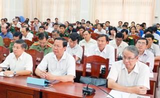 Hội nghị báo cáo viên Trung ương tháng 12-2017