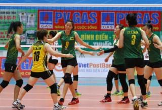 VTV Bình Điền Long An vô địch bóng chuyền nữ quốc gia