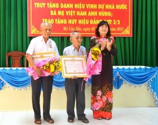 Họp mặt kỷ niệm 88 năm Ngày thành lập Đảng 3-2