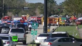 Vụ xả súng ở Florida: 17 người thiệt mạng