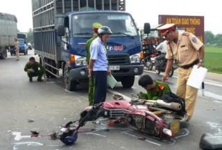 Mùng 2 Tết, số người chết vì tai nạn giao thông tiếp tục gia tăng