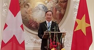 Việt Nam được bầu làm Chủ tịch Nhóm Đại sứ Pháp ngữ tại Thụy Sĩ