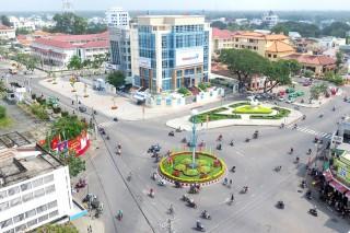 TP. Bến Tre: Tiến tới thành phố văn minh