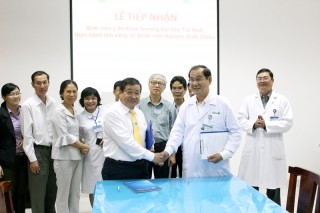 Nâng hạng bệnh viện: Nâng cao chất lượng khám, chữa bệnh