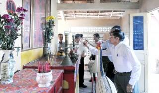 Kỷ niệm 149 năm Ngày mất cụ Tán Kế - Lê Quang Quan