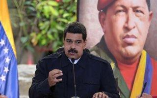 Tổng thống Venezuela Nicolas Maduro tuyên bố tái tranh cử