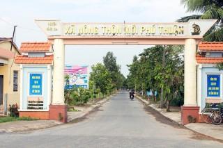 Đẩy mạnh công tác tuyên truyền giải phóng mặt bằng khu công nghiệp Phú Thuận