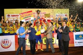 Đồng Tháp vô địch Giải U-19 quốc gia 2018