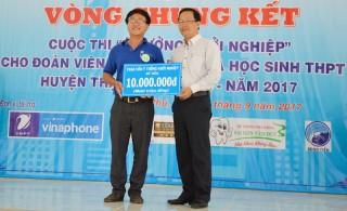 Bí thư Huyện ủy Thạnh Phú Nguyễn Trúc Sơn: Tạo môi trường đầu tư thuận lợi để thúc đẩy khởi nghiệp