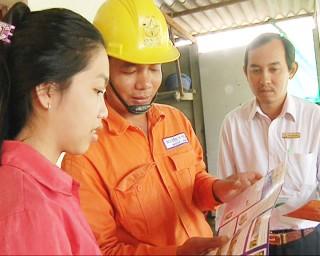 Tiết kiệm điện để bảo vệ môi trường sống