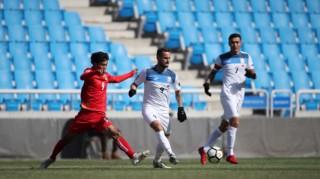 Myanmar bị loại khỏi VCK Asian Cup 2019