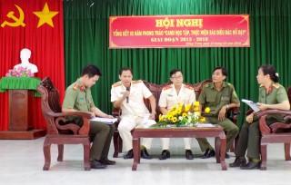 Thượng tá Nguyễn Văn Chót - điển hình trong thực hiện 6 điều Bác Hồ dạy