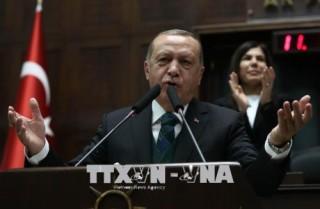 Thổ Nhĩ Kỳ và EU nhóm họp thượng đỉnh, không tạo ra được đột phá