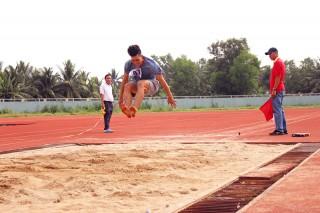 Đại hội Thể dục Thể thao TP. Bến Tre vào chặng kết thúc