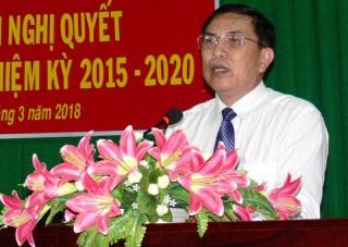 Đảng ủy Bộ đội Biên phòng tỉnh: Hội nghị sơ kết giữa nhiệm kỳ 2015 - 2020
