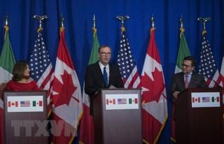 Đàm phán NAFTA làm nóng Hội nghị thượng đỉnh châu Mỹ