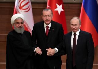 Nga, Thổ Nhĩ Kỳ và Iran cam kết nhằm đạt được lệnh ngừng bắn lâu dài ở Syria