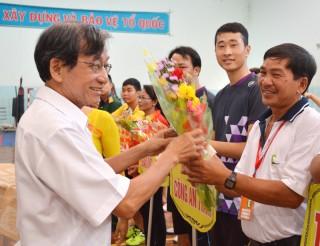 Đại hội TDTT tỉnh lần VIII: Khởi tranh môn cầu lông