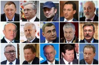 Mỹ thông qua các biện pháp trừng phạt nặng nhất nhằm vào Nga