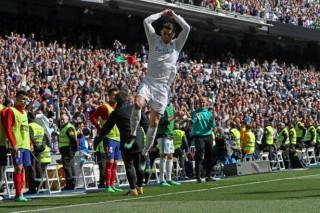 Ronaldo ghi bàn, Real Madrid bất phân thắng bại với Atletico