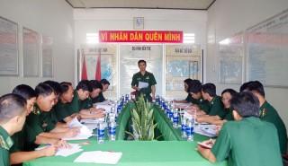 Hải đội Biên phòng 2: Sáng tạo, hiệu quả trong học tập và làm theo Bác