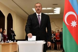 Ông Aliyev tái đắc cử Tổng thống Azerbaijan