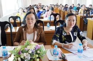Hội Liên hiệp Phụ nữ tỉnh: Đưa vào hoạt động 2 hợp tác xã dịch vụ thương mại